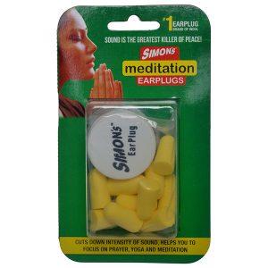 meditation ear plugs