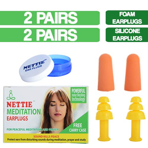 Meditation Ear Plugs